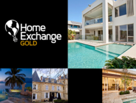 HomeExchange Gold Brings the Home Swap Experience to a New Level with a Premium Service