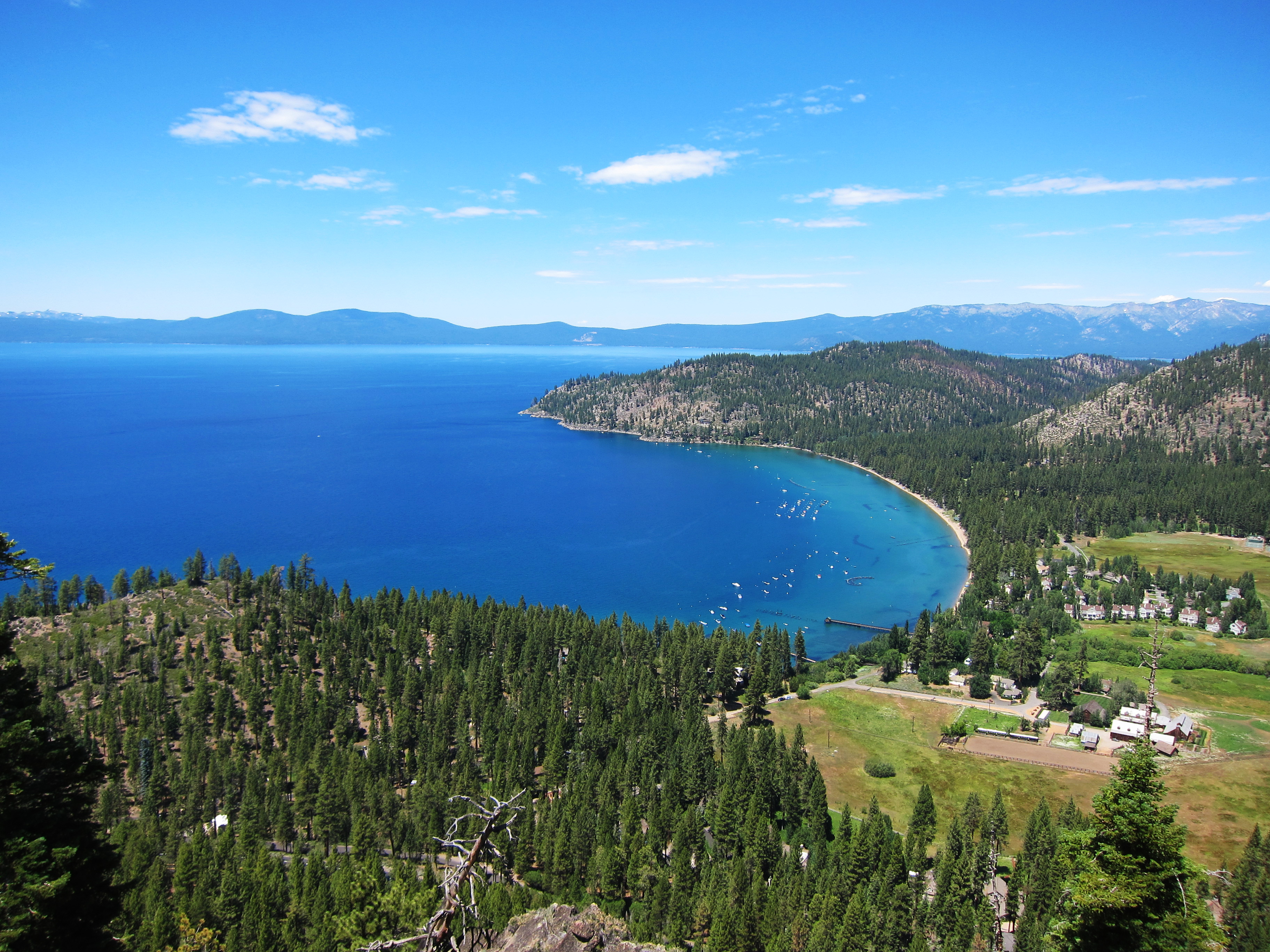 lake tahoe retreat in historic gated glenbrook community home