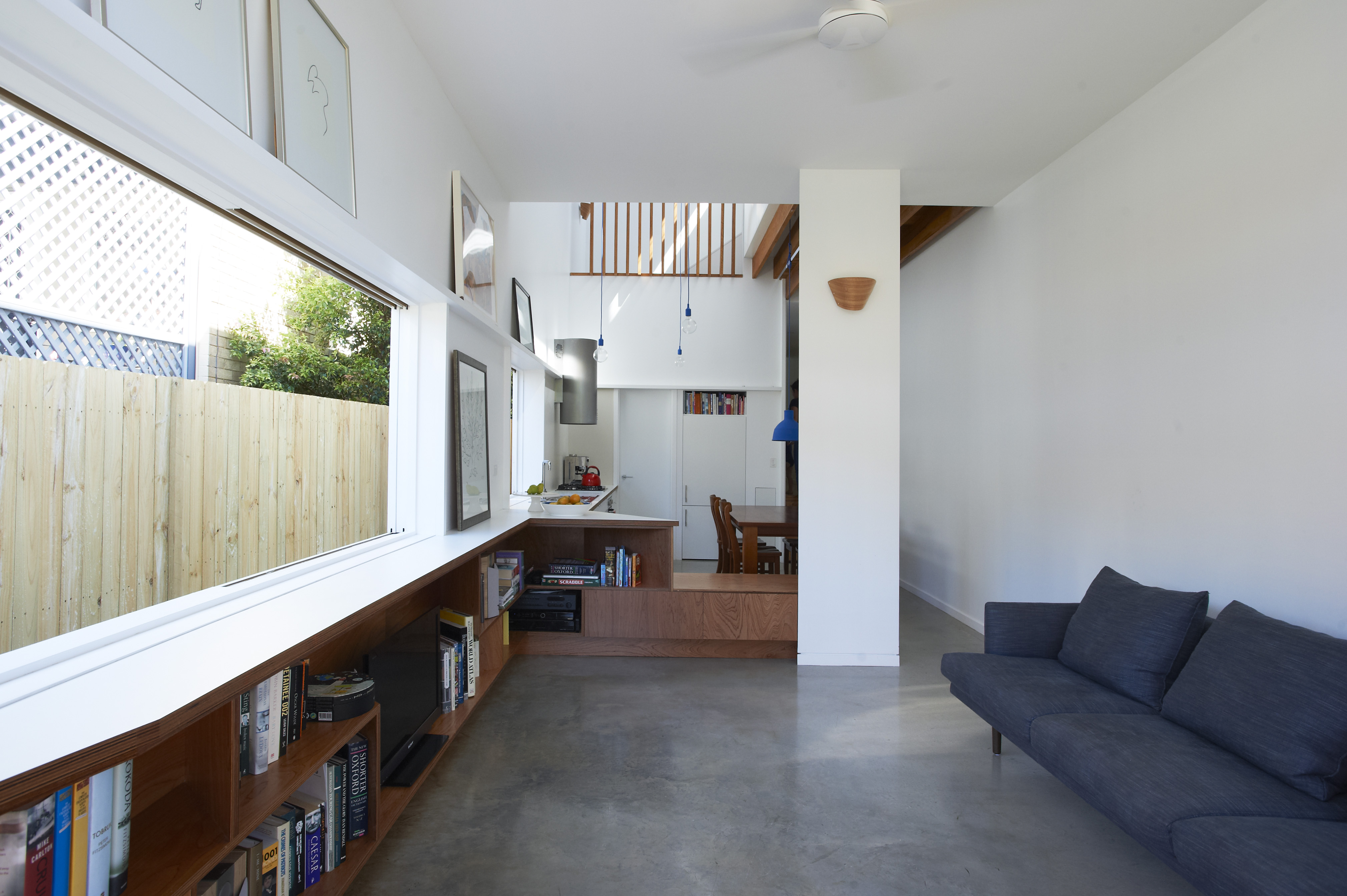 Architect designed beach house in Freshwater Manly area Boligbytte