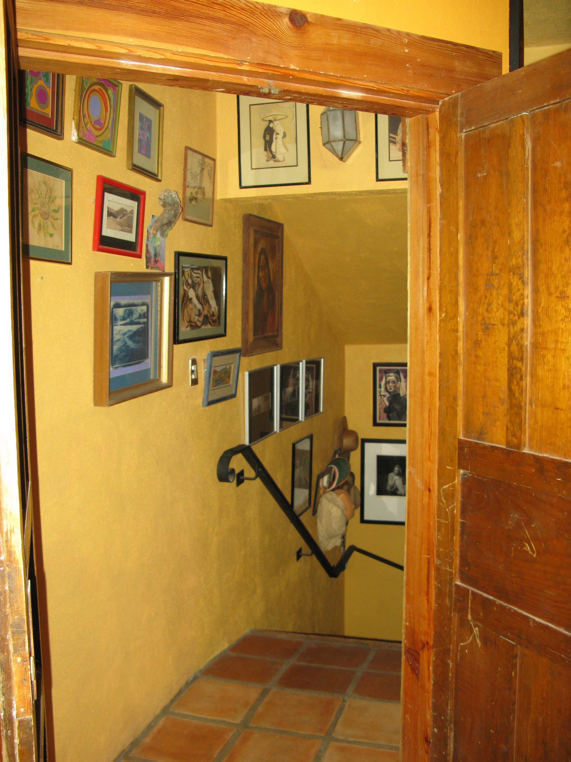 Beautiful artists\' home in San Miguel de Allende, Mexico - Home Exchange