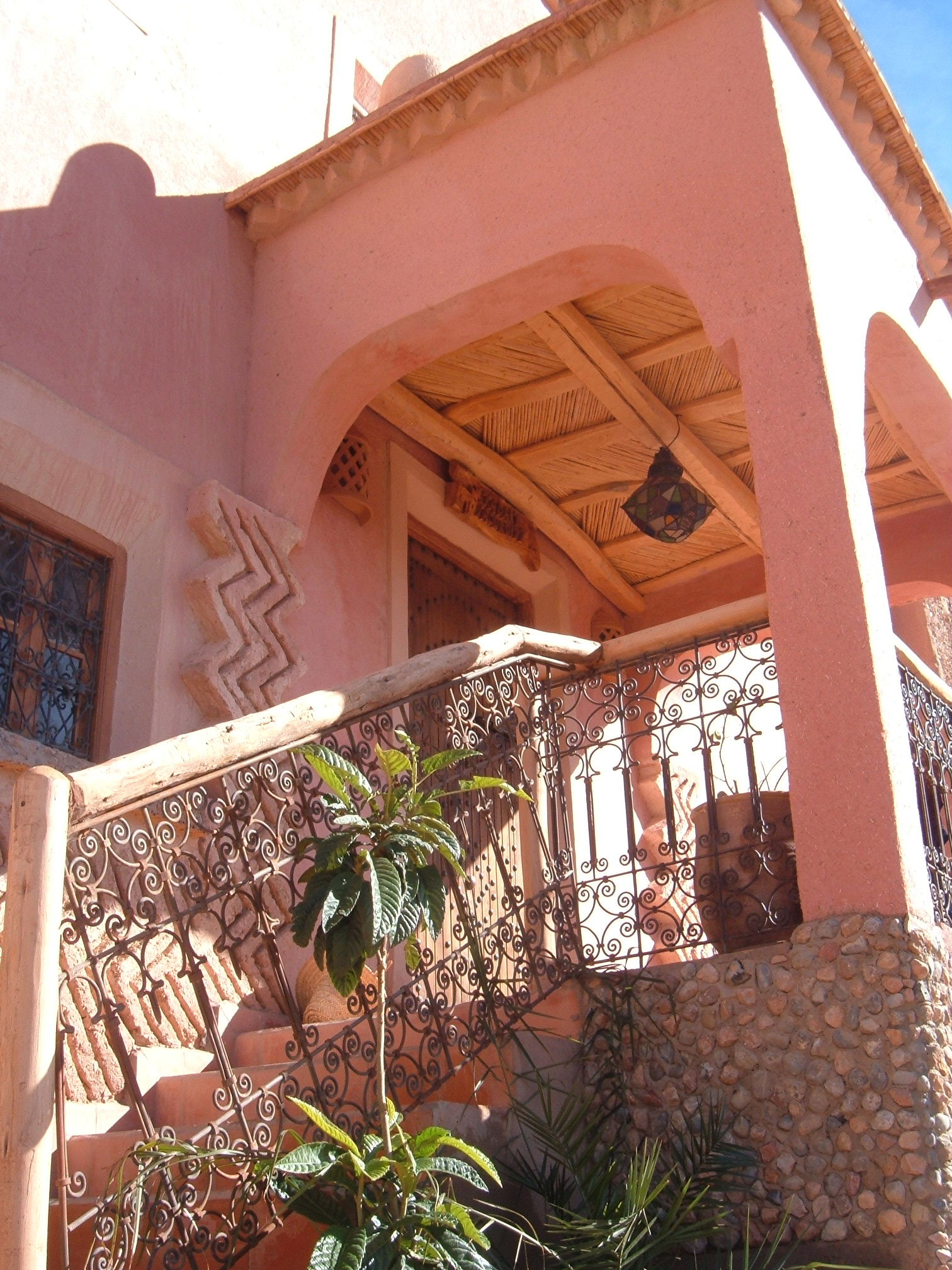 What does a traditional Berber house look like?