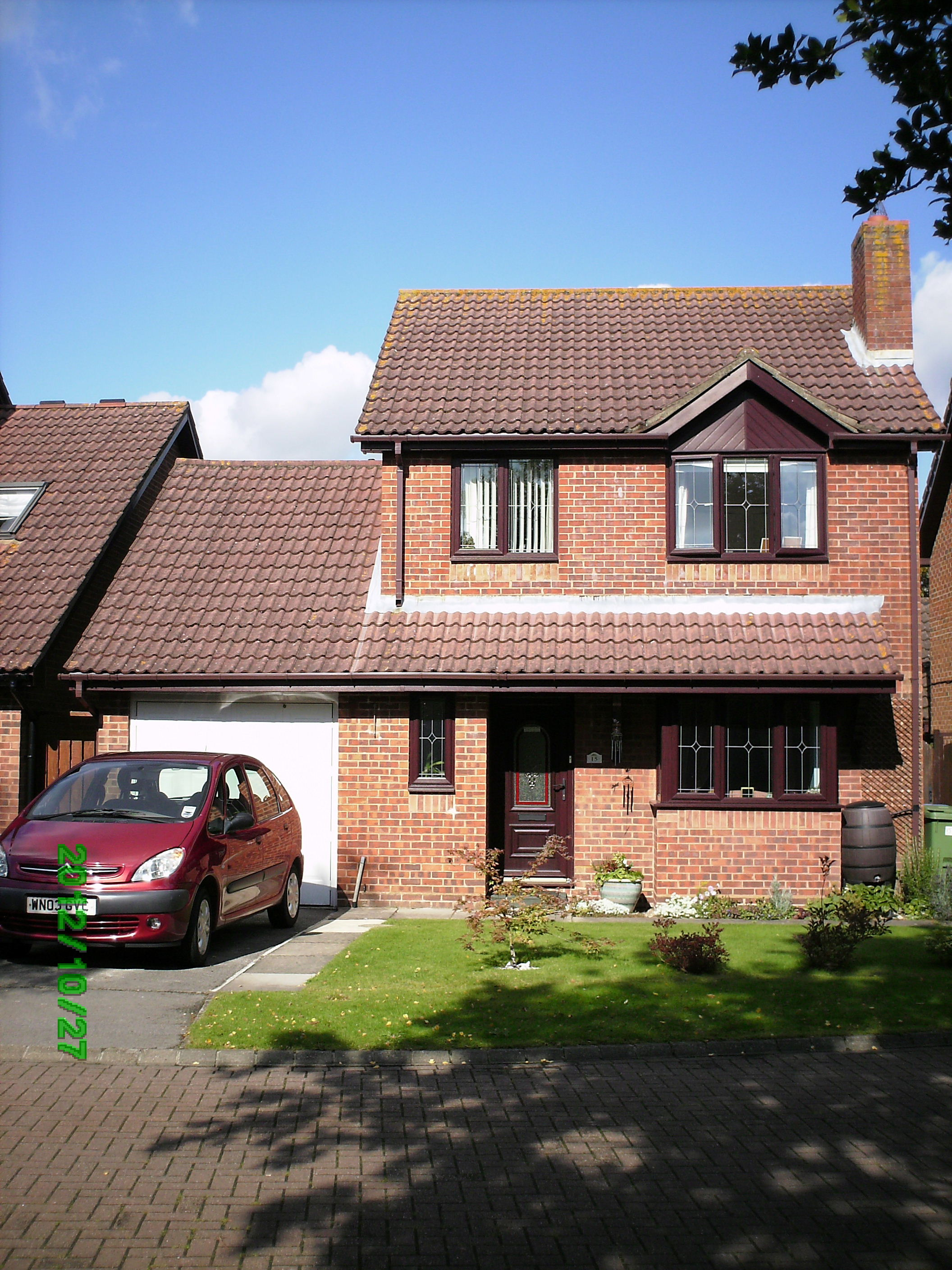 Fully furnished peaceful 2 bedroom detached house in Southern