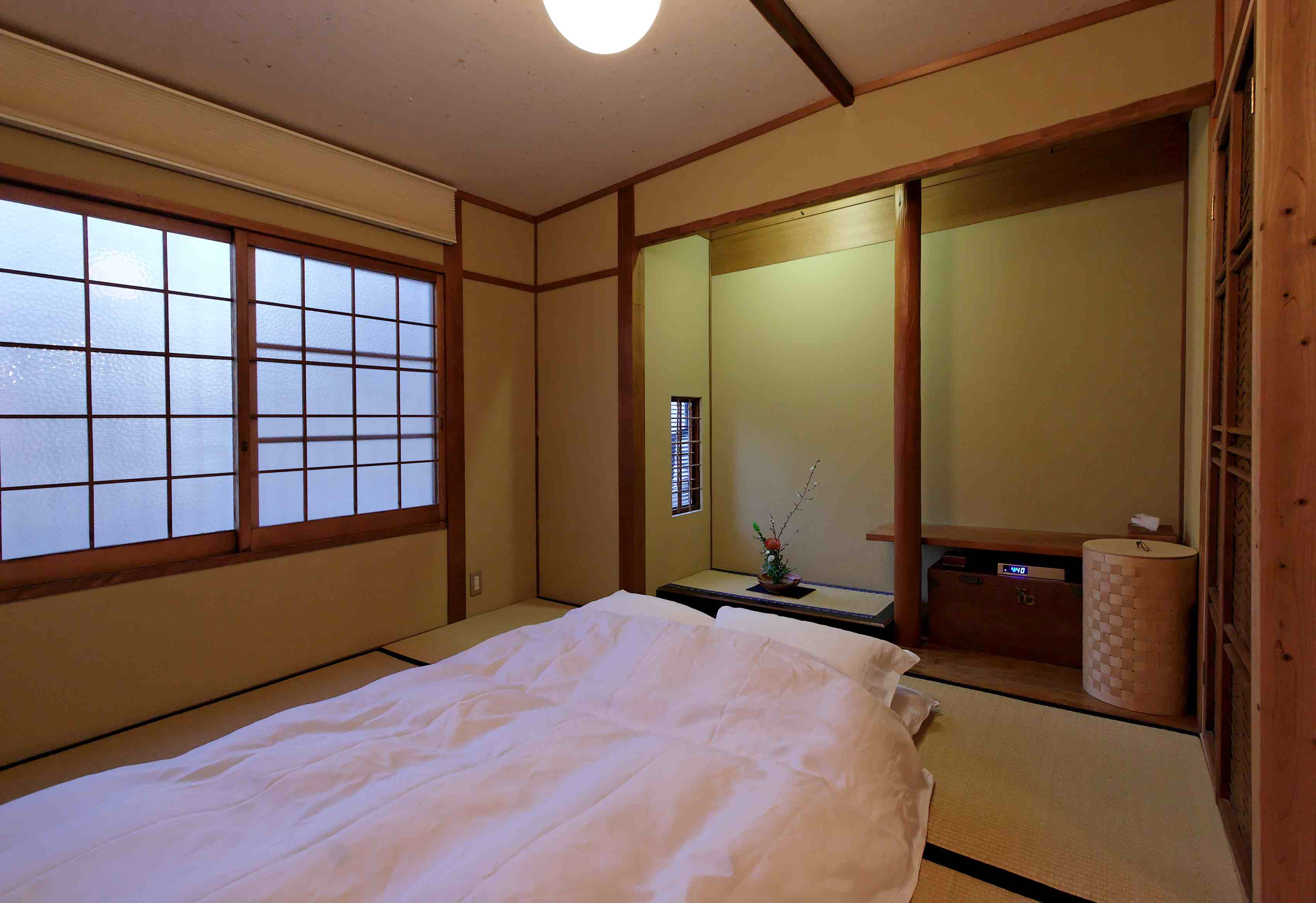 Traditional Japanese Bedroom traditional japanese house in historic kyoto, japan - home exchange