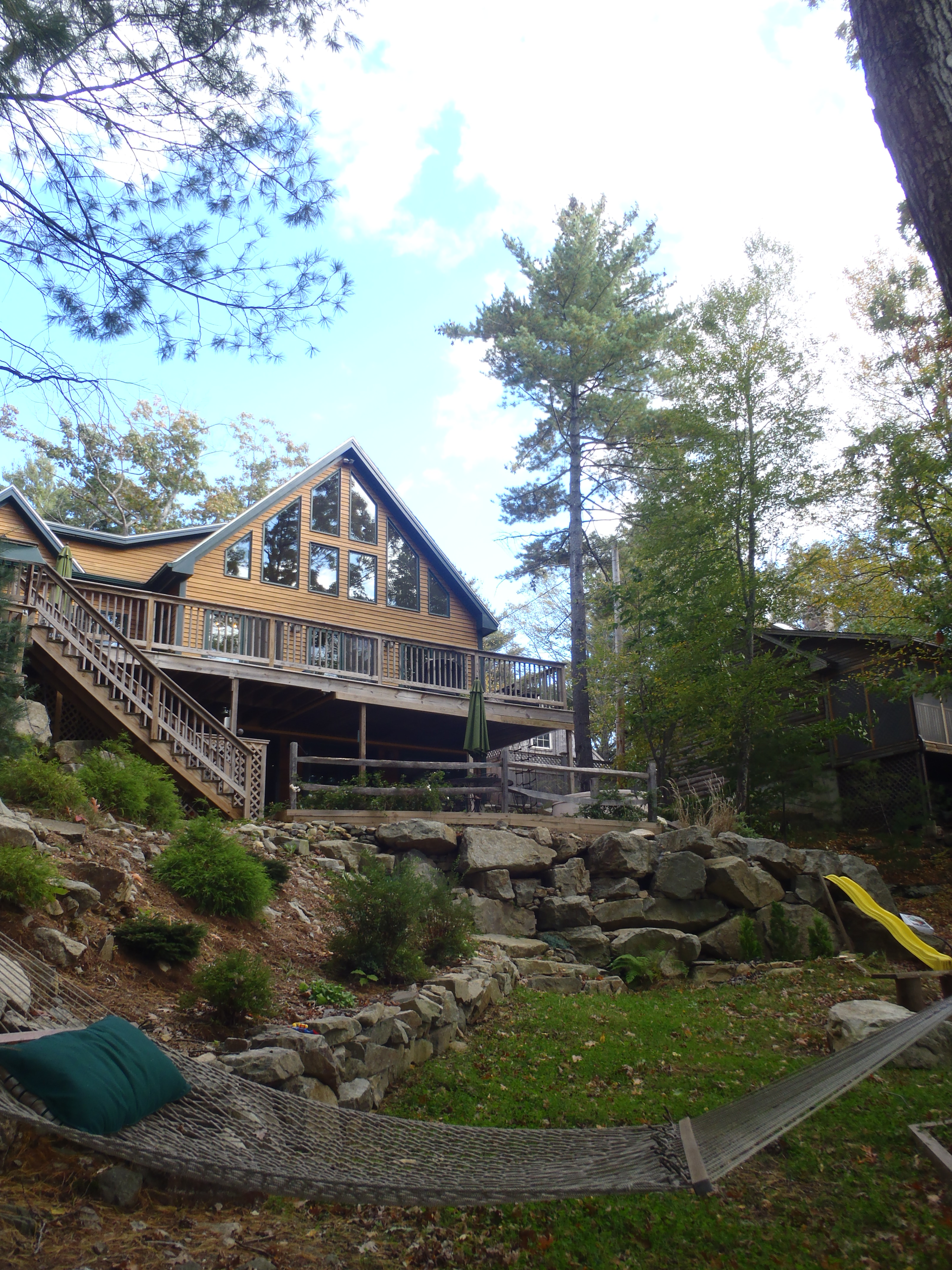 sparta foxfire waterfront homes cottages maine realty log nc for sale