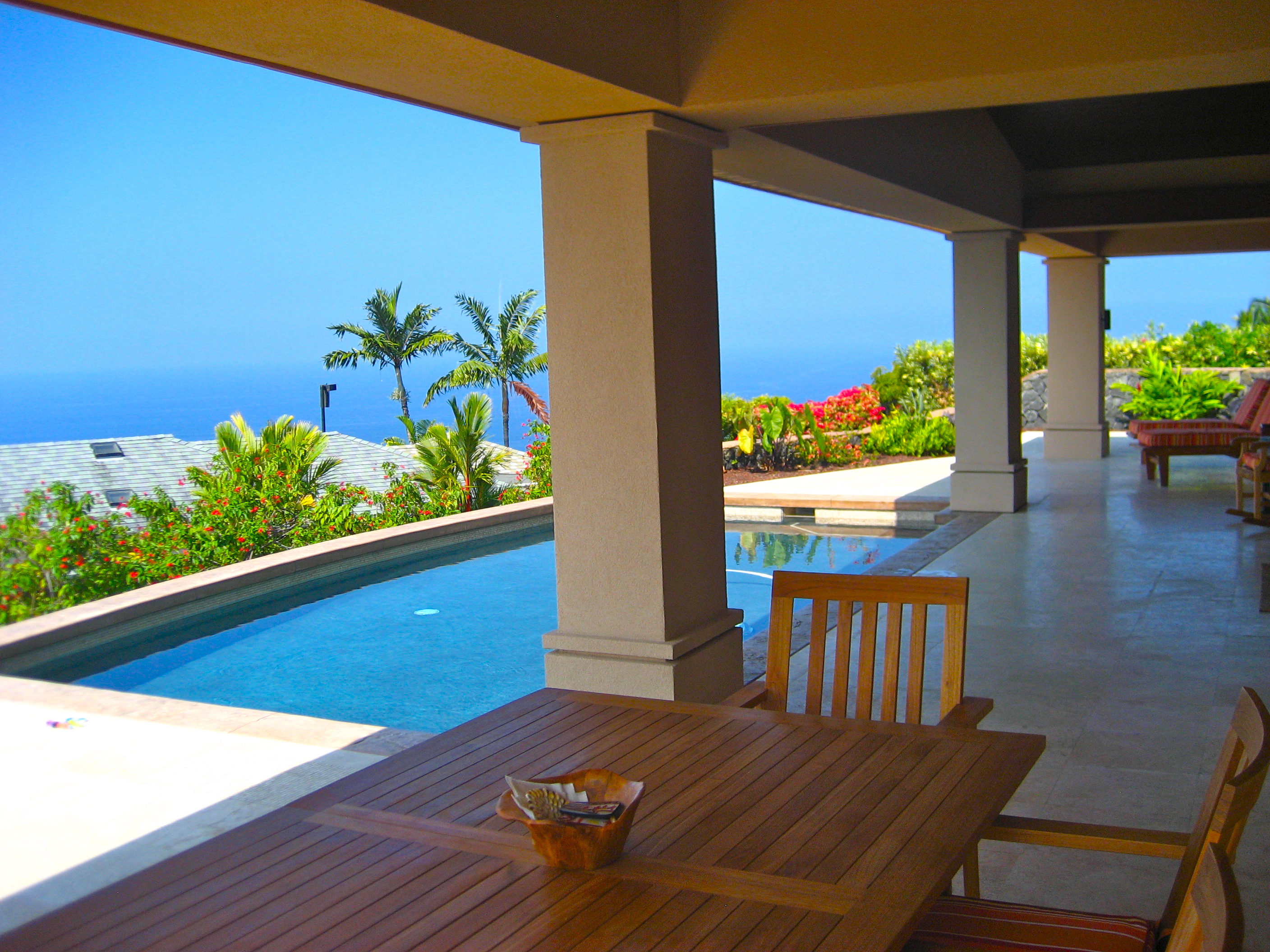 Tropical vacation home w/ocean views; exclusive gated community ...