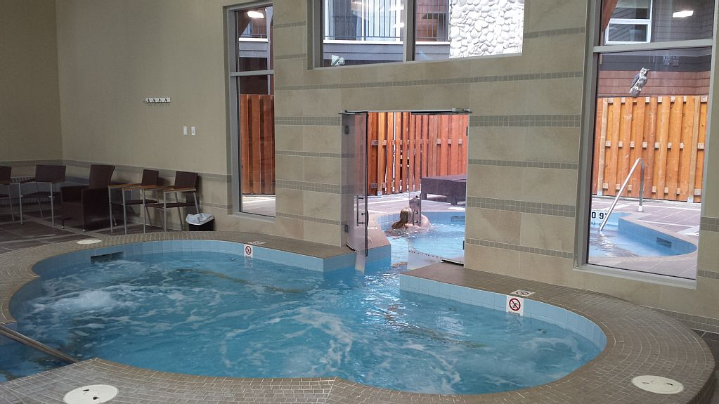 Mountain Luxury in a Penthouse Condo with Private Rooftop Hot Tub ...