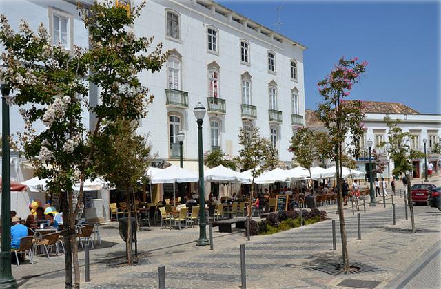 Apartment In Tavira Algarveportugal Boligbytte