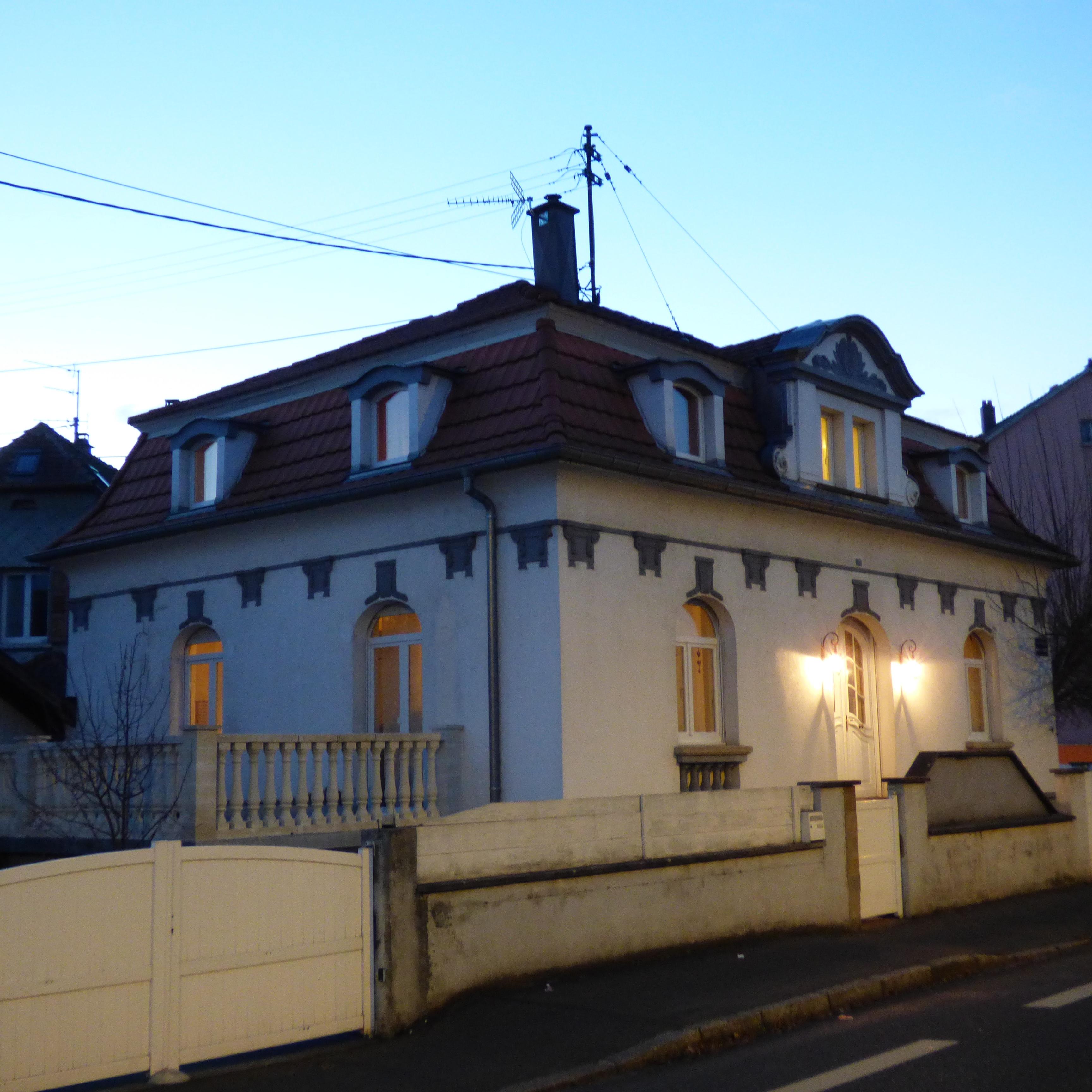 Maison familiale en Centre-Alsace / Sleeping 12 - Haustausch