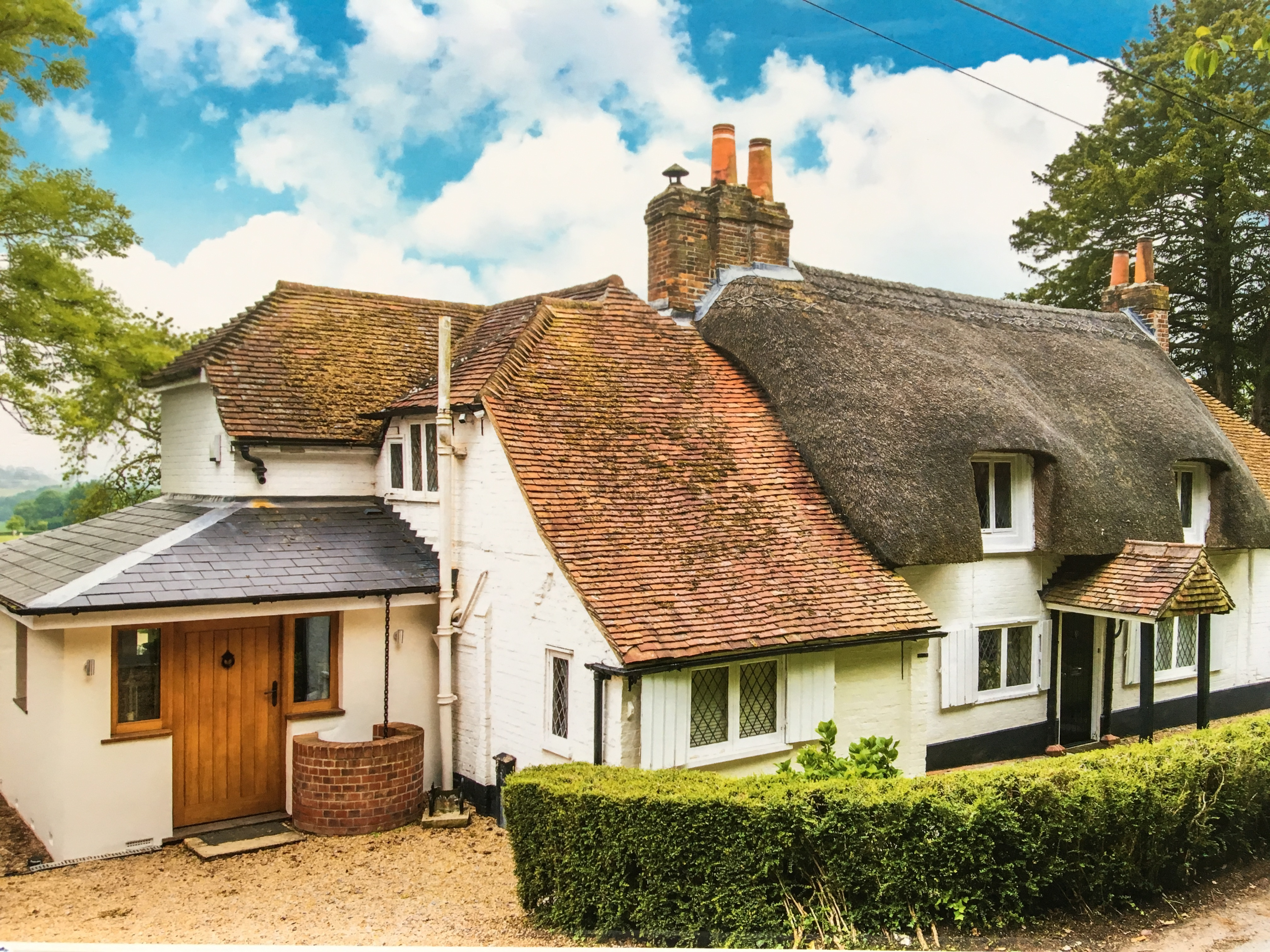 Beautiful English Country Cottage - unrivalled location - Kodinvaihto