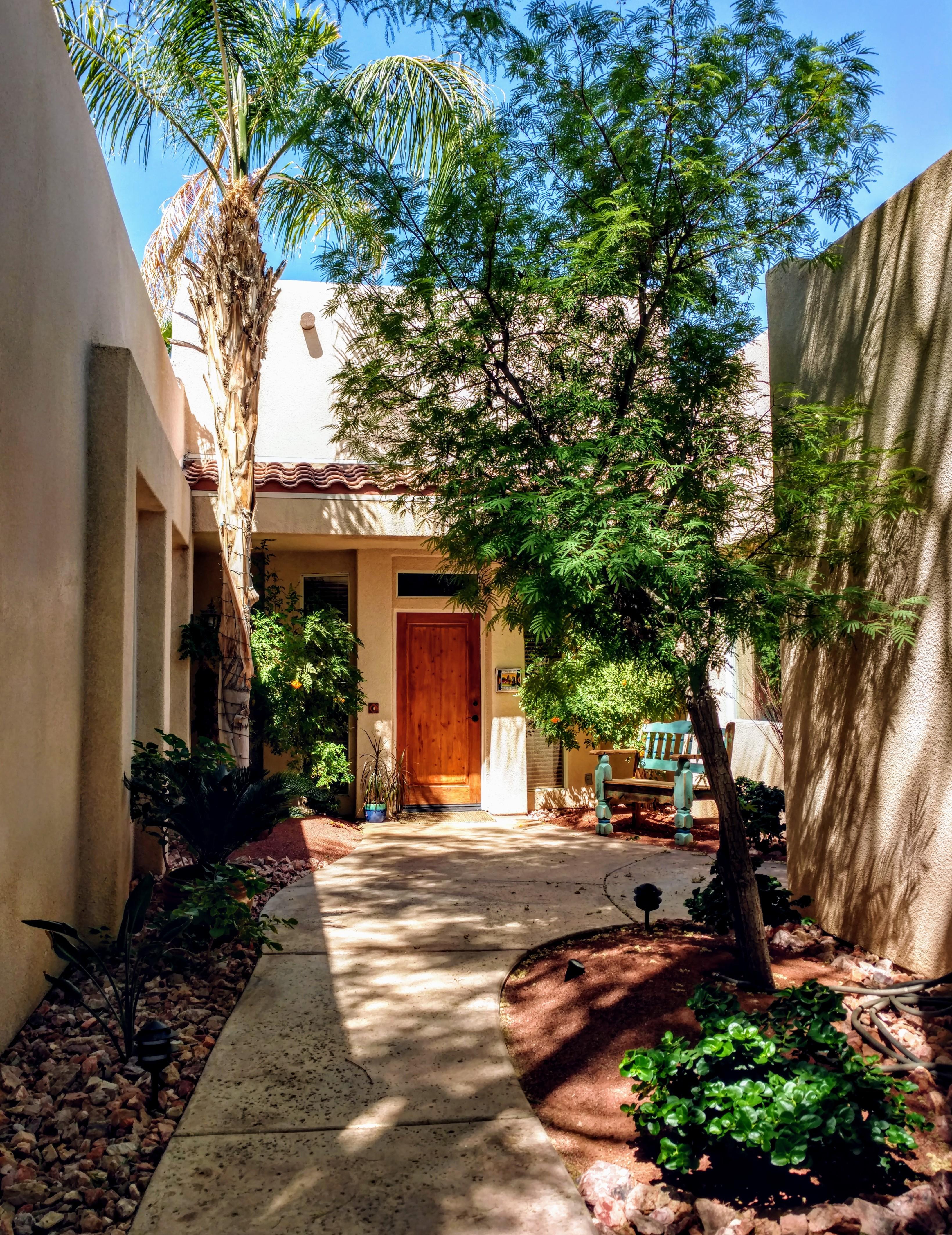 california desert southwest adobe home exchange