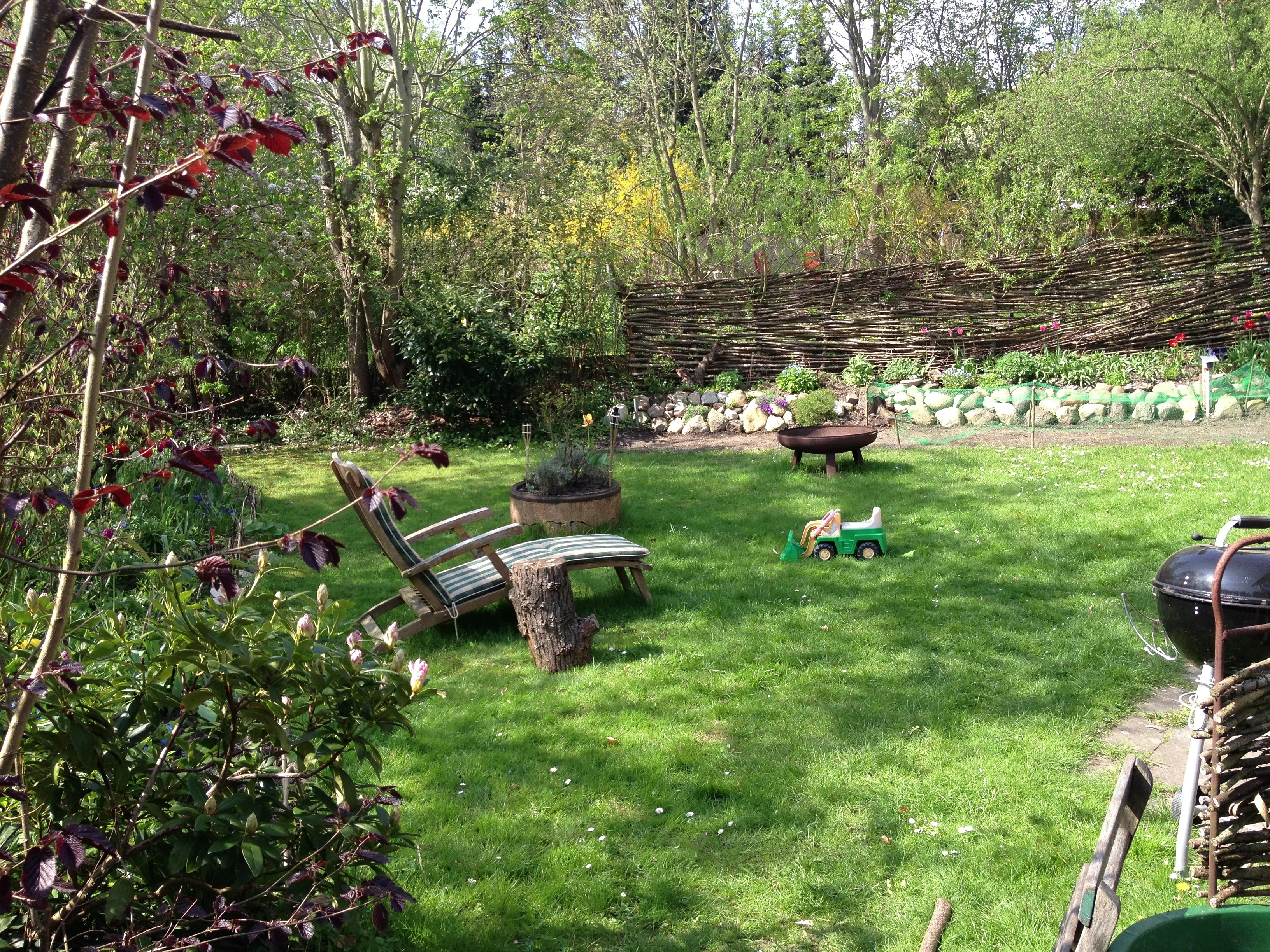Familiy house with big garden 10 min walk in City 30 min to