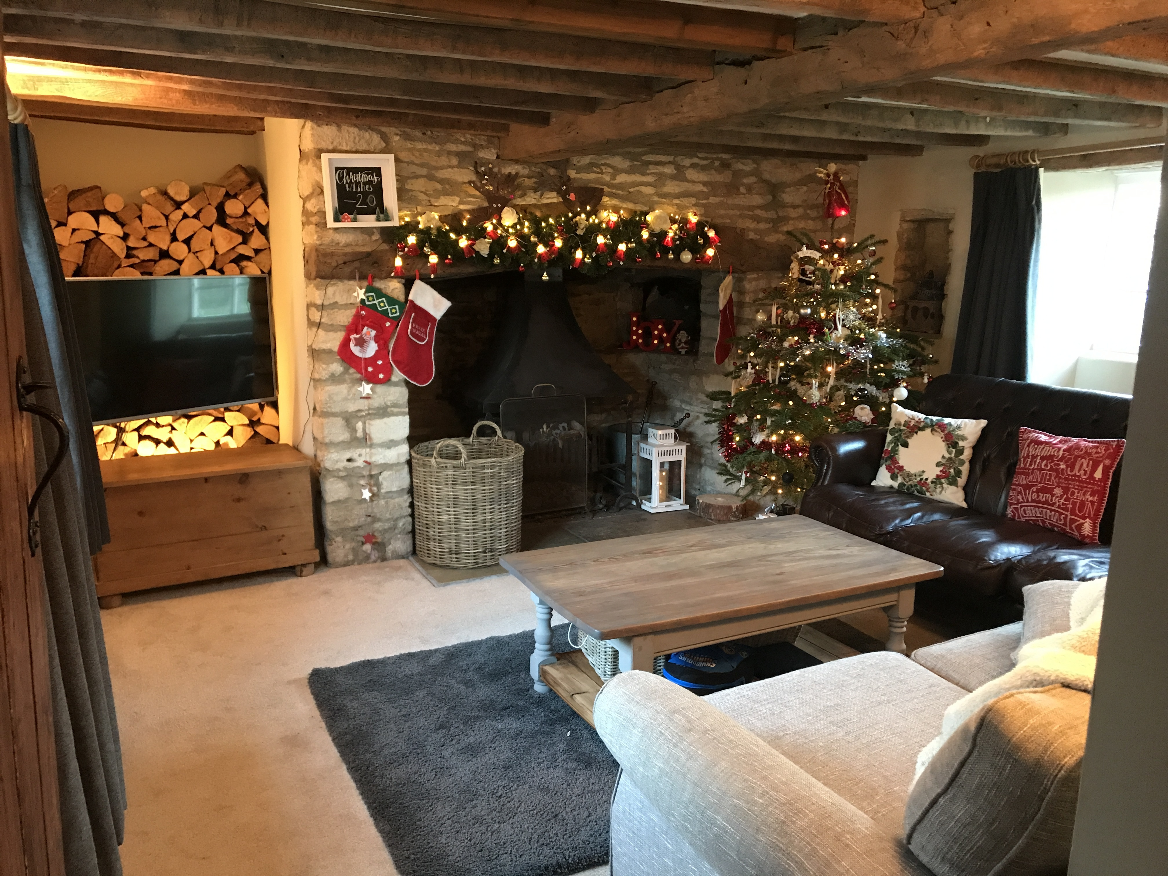 Luxury Family Cottage in the Cotswolds Boligbytte