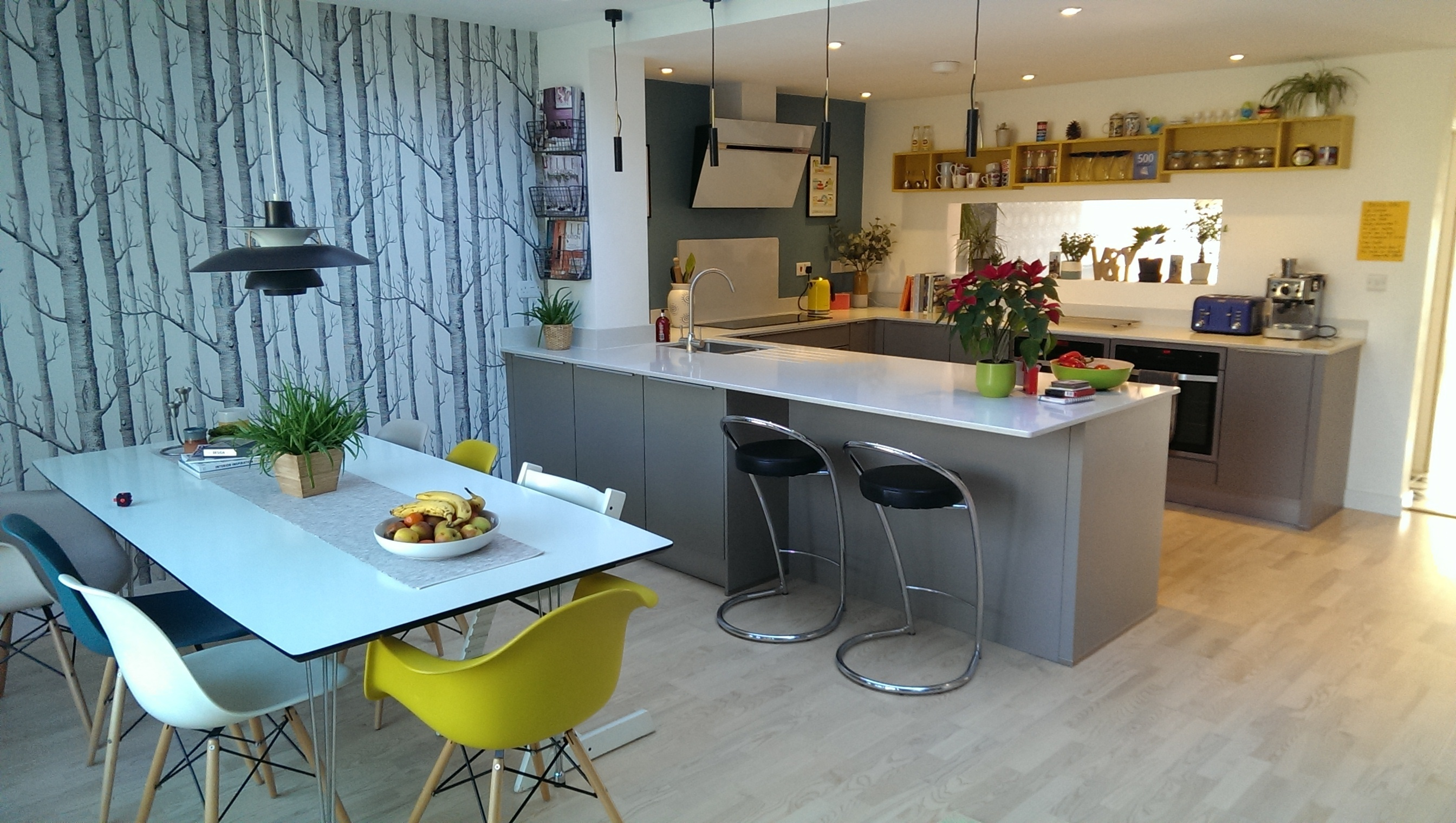 Contemporary family home in historic Winchester - Home Exchange