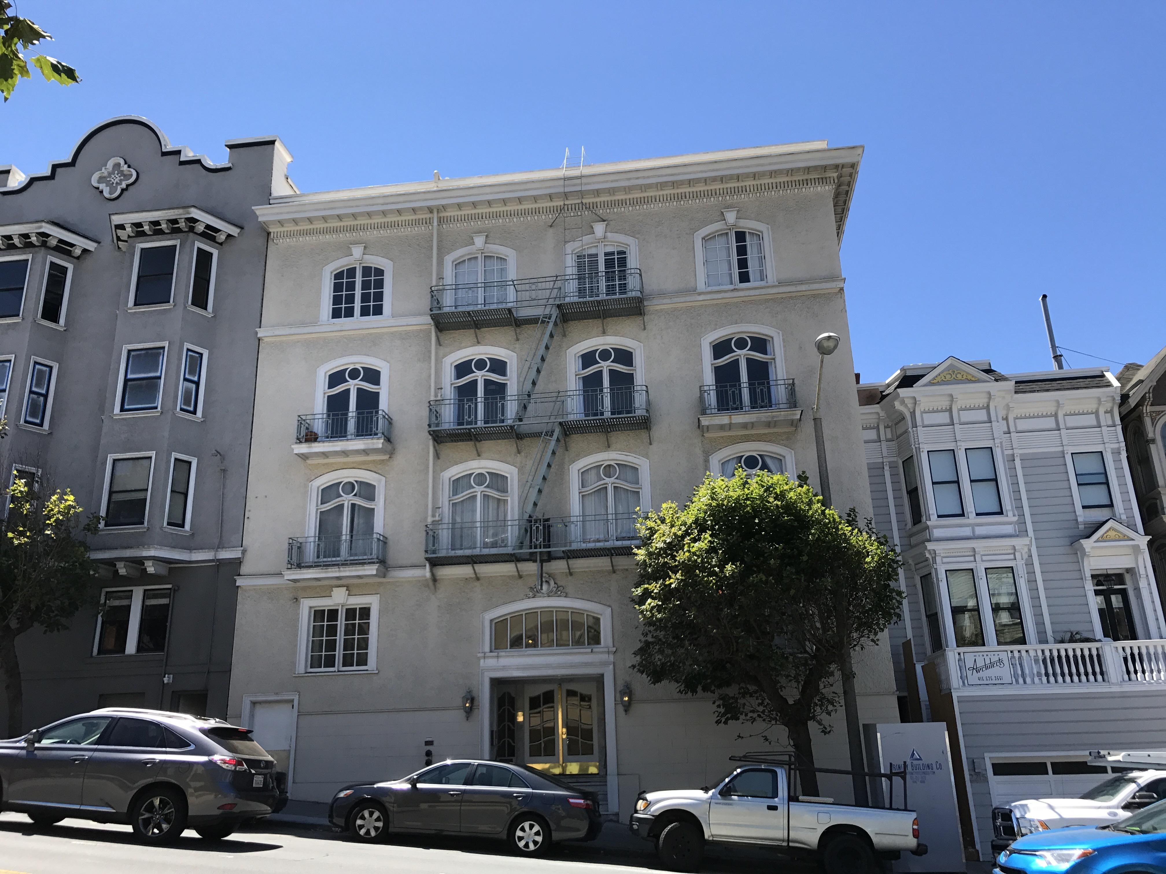 Desirable Elegant Apartment Beautiful Pacific Heights San