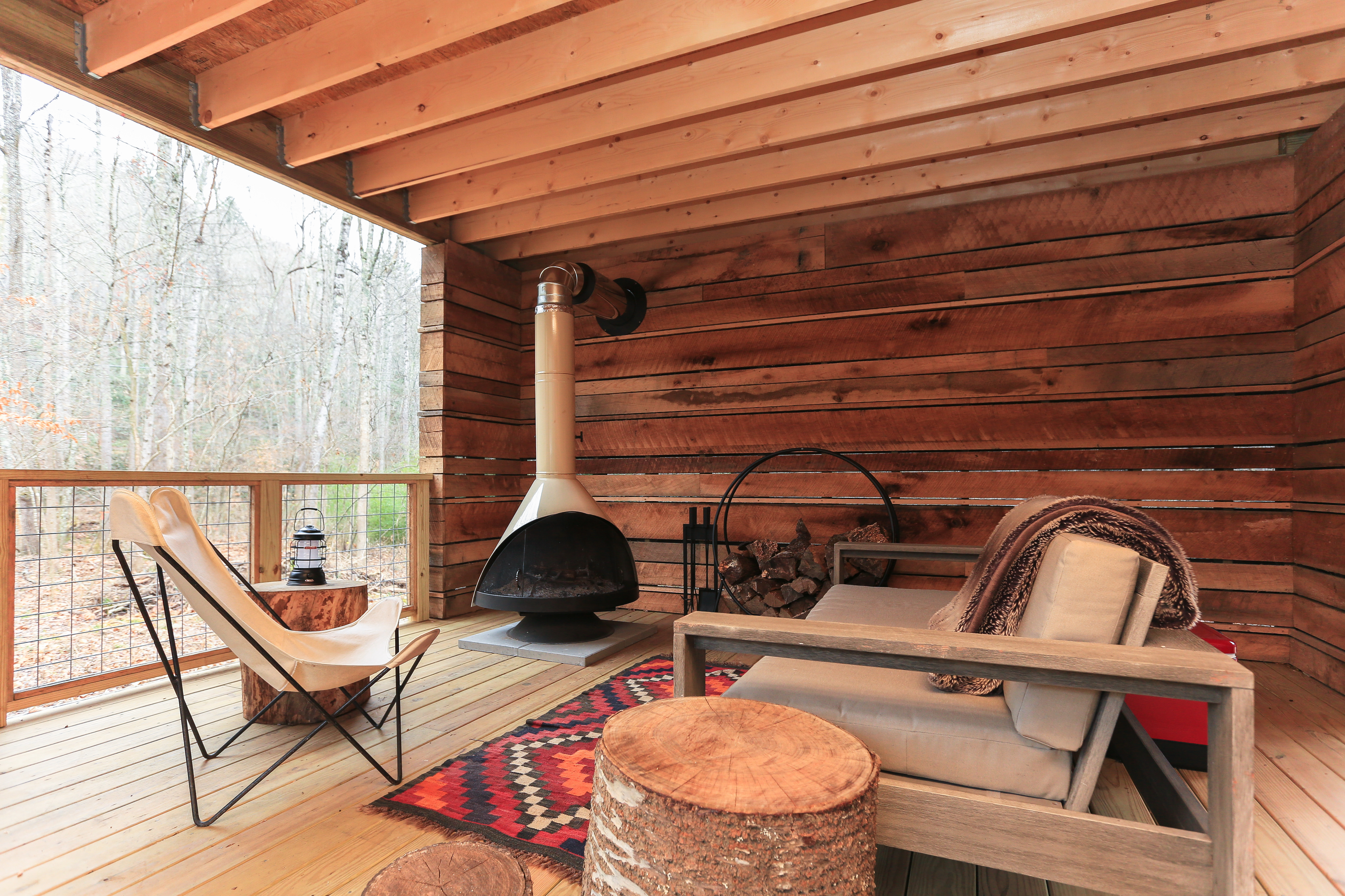 New Rustic Modern Cabins or Award-Winning Downtown Bungalow - Home ...