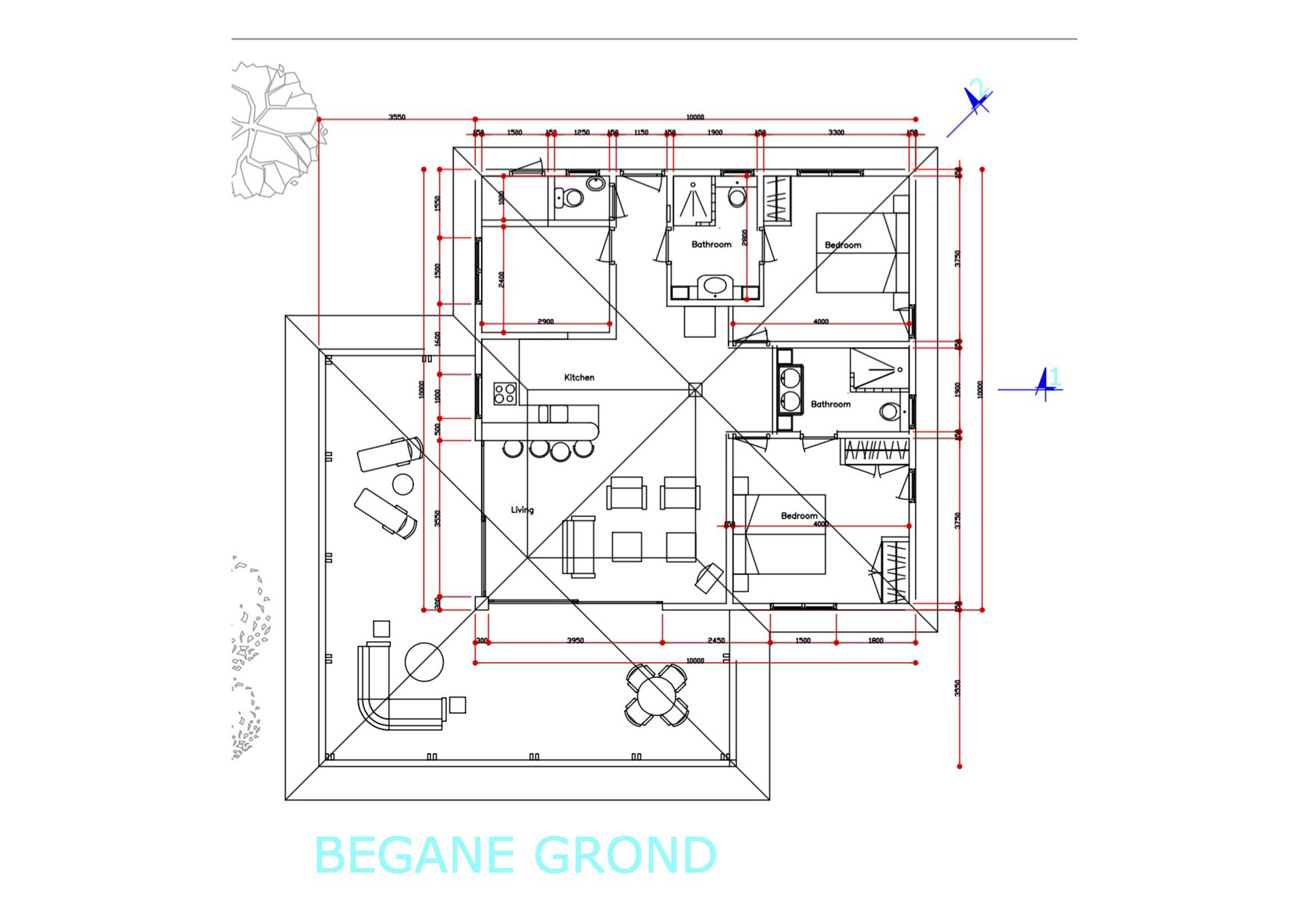 Caribbean House In Luxury Resort With Swimming Pools Beach Access Overhead Door Wiring Diagram Model Sdb 101 Previous Next