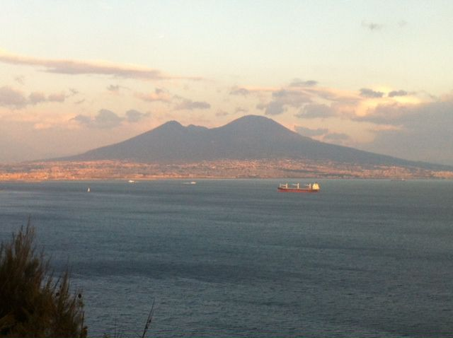 NAPLES beautiful and modern apartment with sea view in posillipo ...
