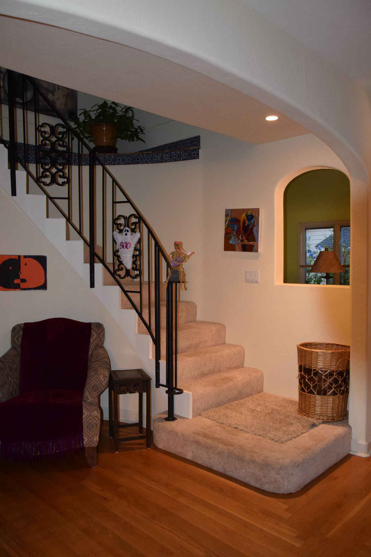 Beautiful Spanish Style 4 BD with Manicured Yard, Large Deck, Hot ...