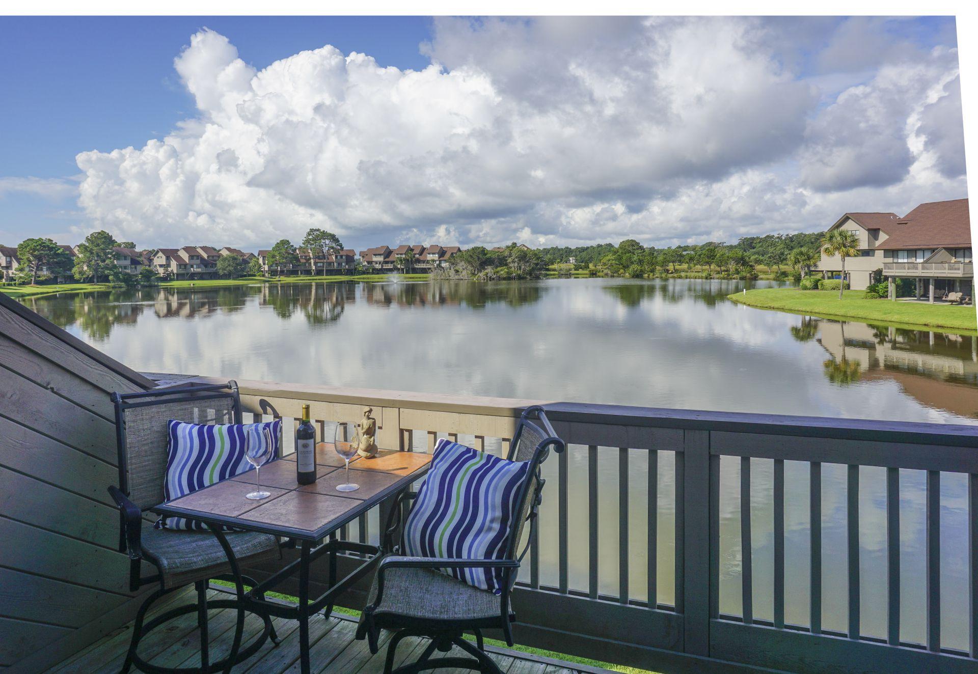 Lovely Gated Beach Resort in South Carolina . Planning 2019 - Boligbytte