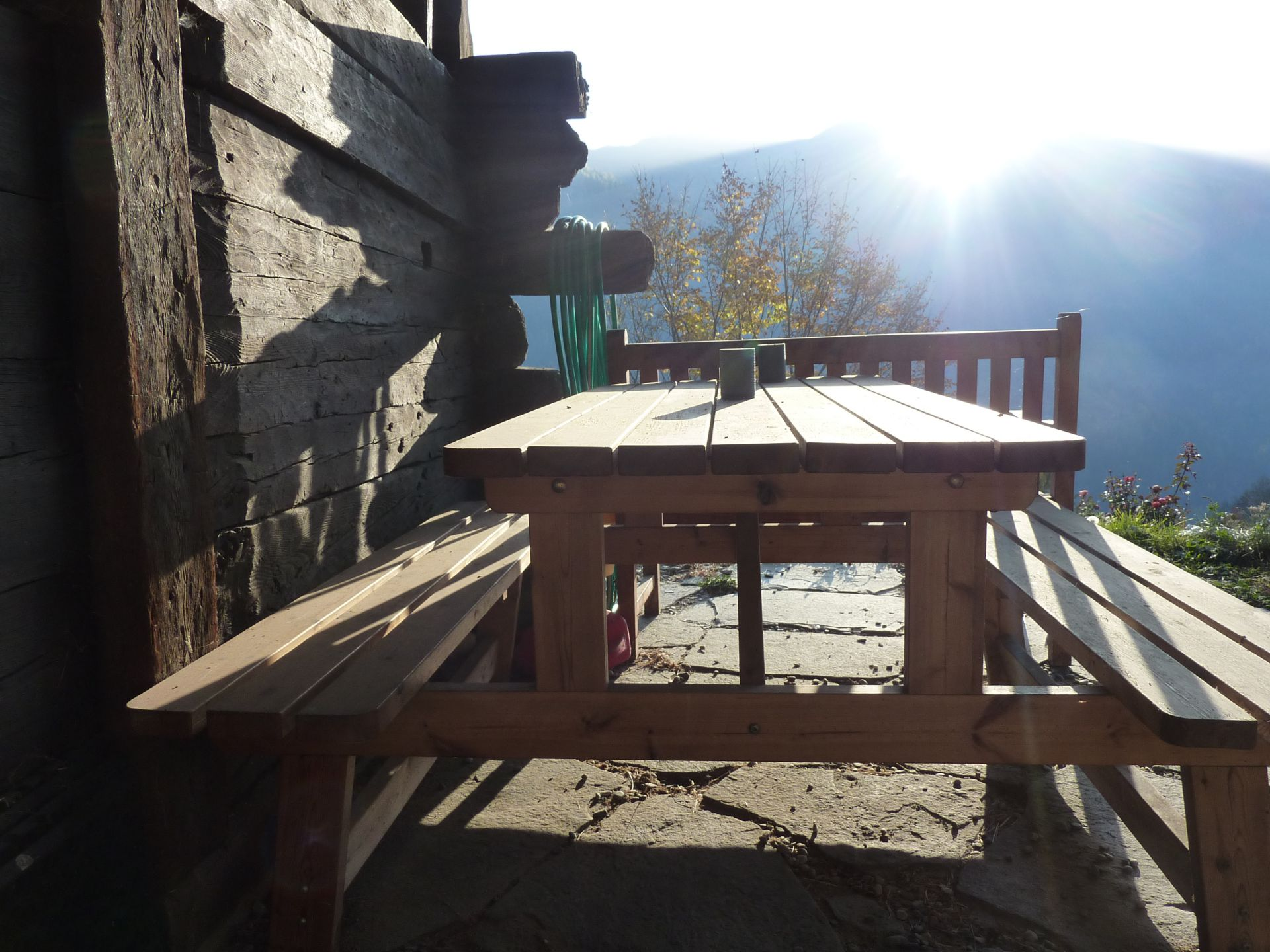 Modern Chalet   Converted From An Old Barn   Tiny Village In The Swiss Alps  (Sarreyer/Valais). Beautiful View, Skiing In Nearby Verbier, Great Hikes In  ...
