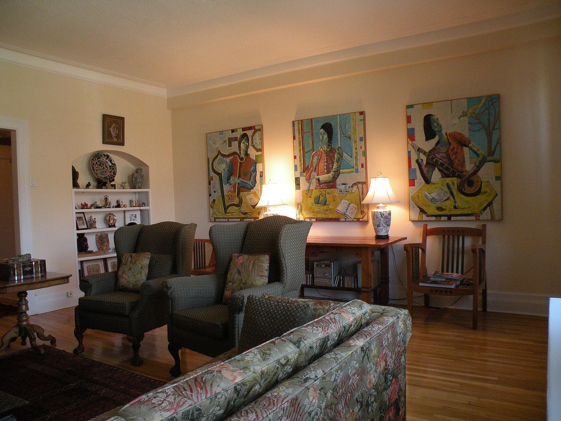 Luxury Haddon Hall Apartment - Downtown Montreal - Home Exchange