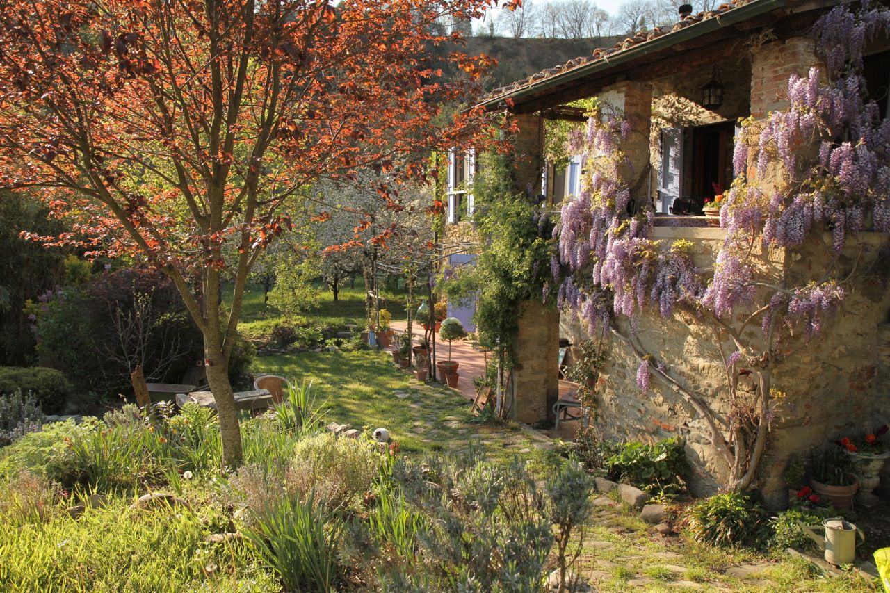Artist\'s Retreat in a Charming Tuscan Mill House - Boligbytte
