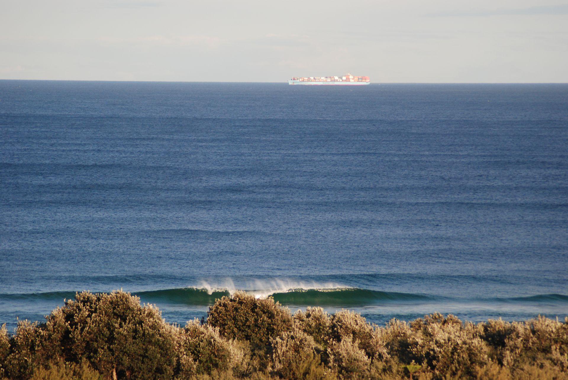 Views Of The Ocean sea dreamin' at byron surf, beach, ocean views over arakwal nat