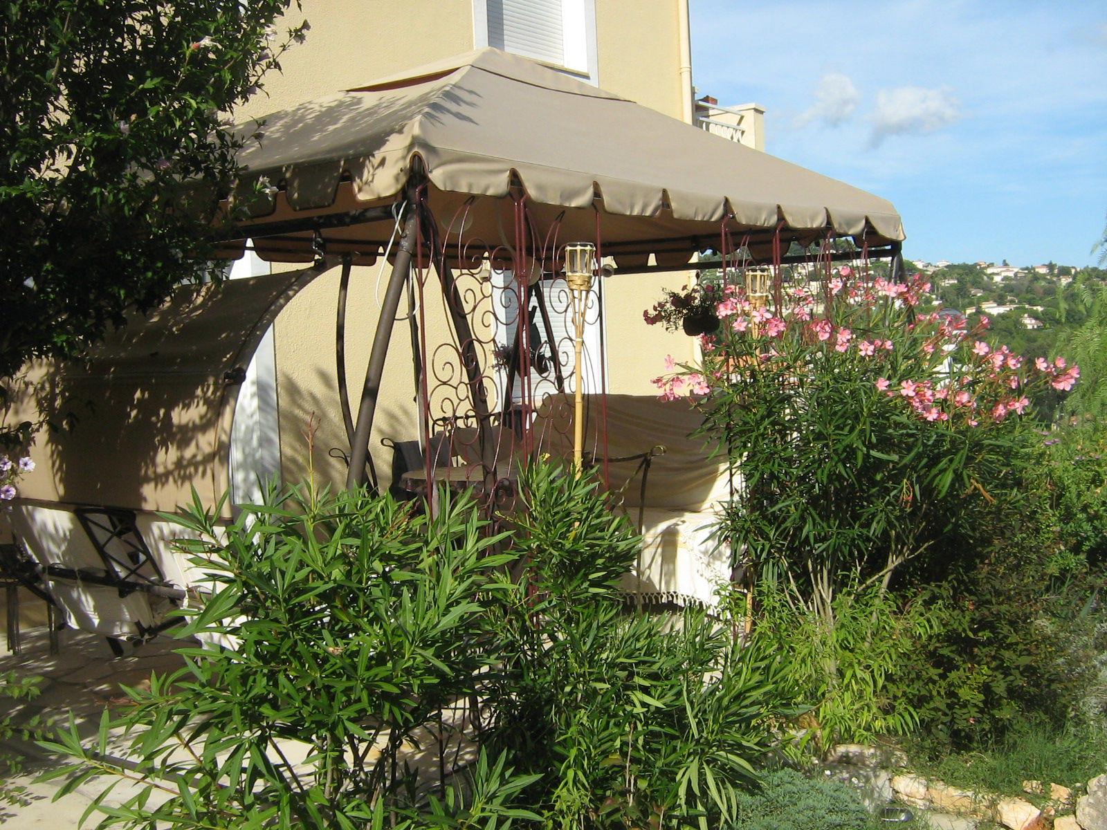 Maison avec jardin et piscine à Cagnes sur Mer Côte d\'Azur - Haustausch