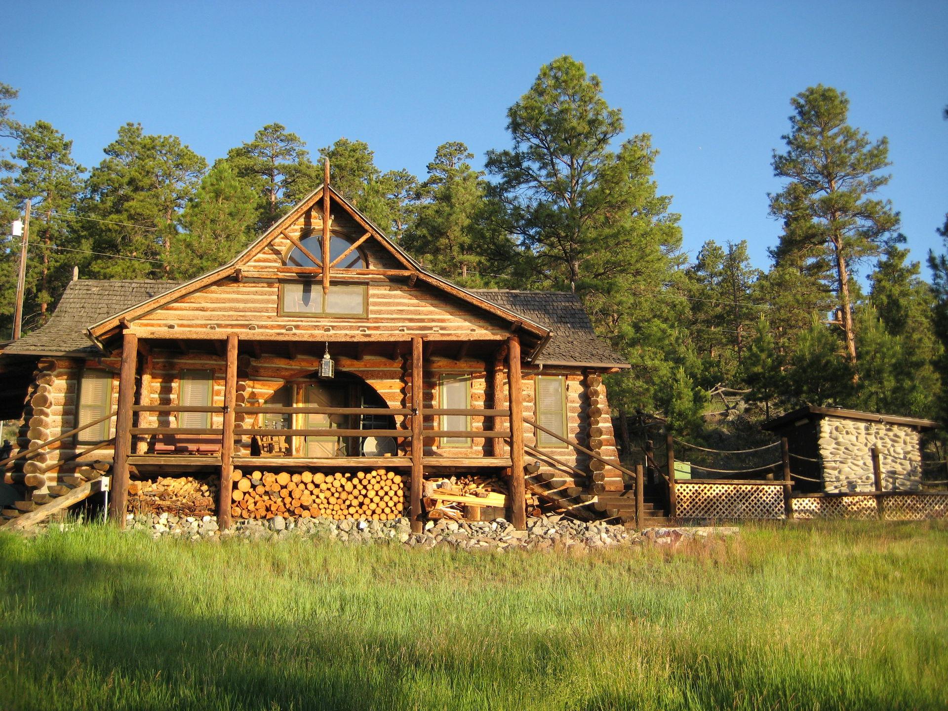Historic Montana Cabin ...