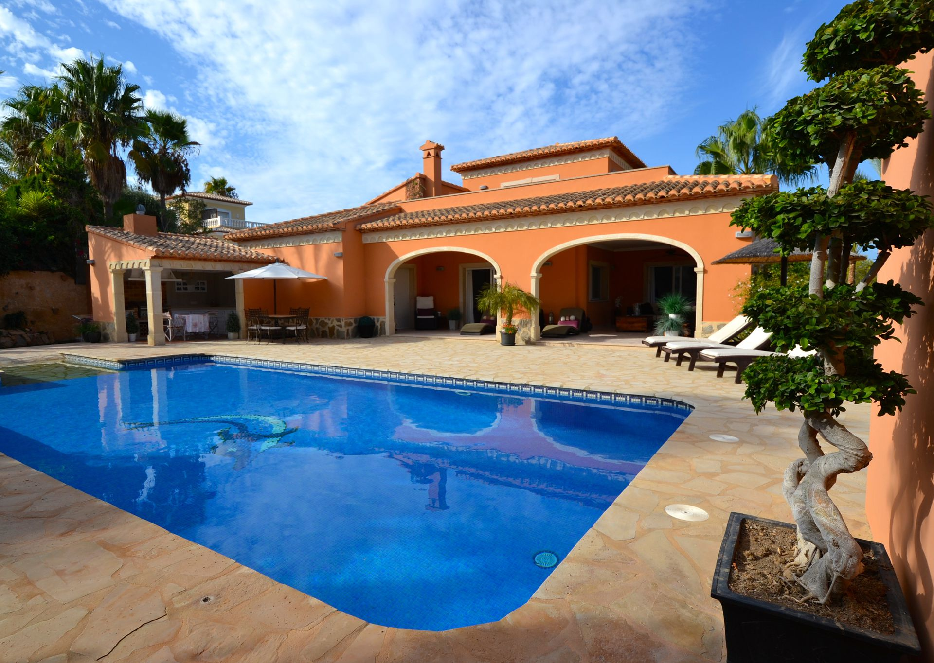 Lovely villa with pool, Jacuzzi & home gym Xabia Javea Spain - Home ...