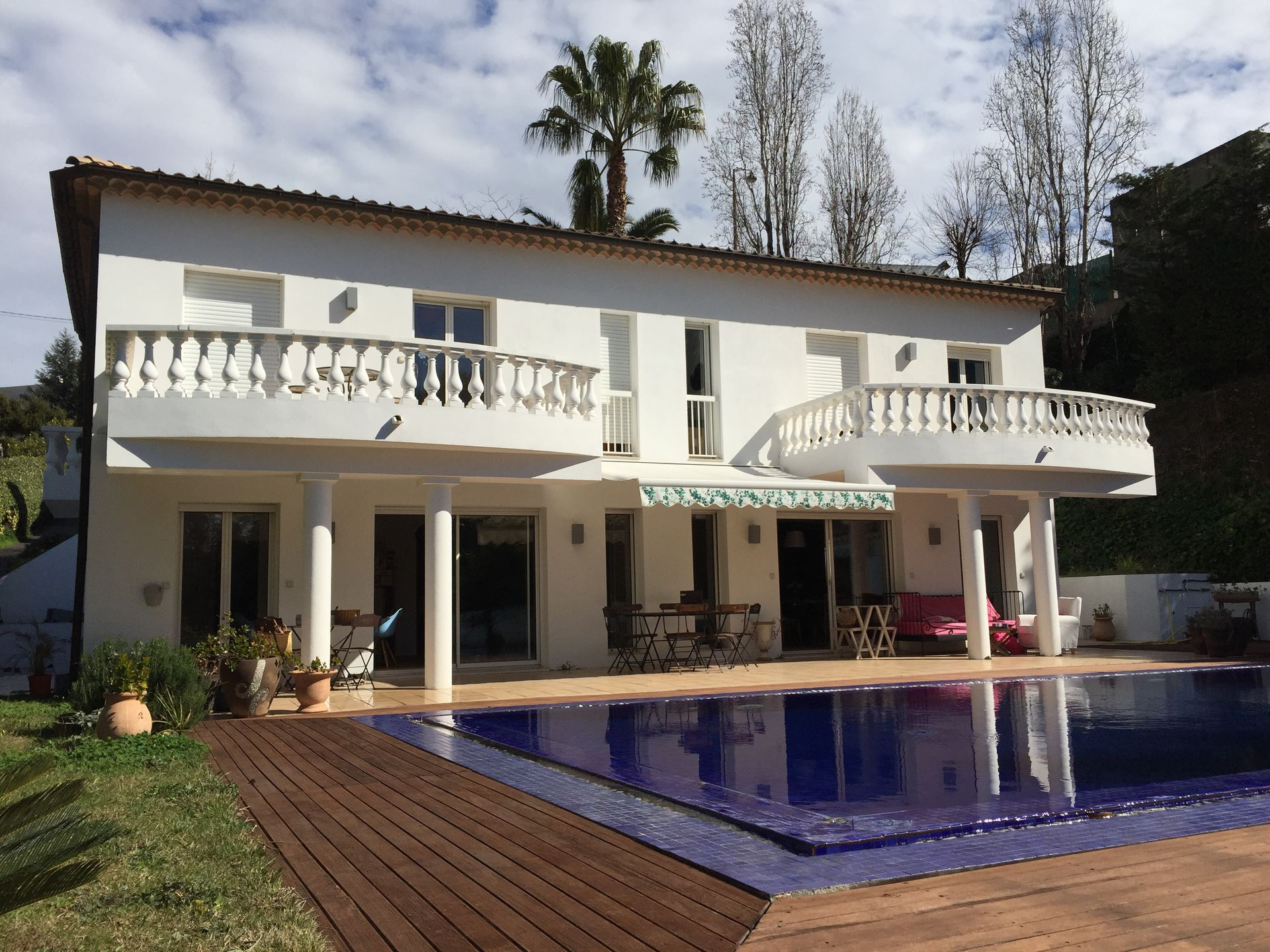 Belle Villa Avec Piscine A Nice Cote D Azur Great Villa With Pool