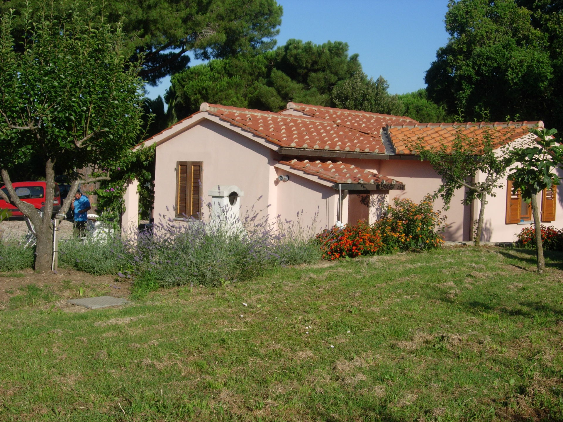 Our house in Capoliveri