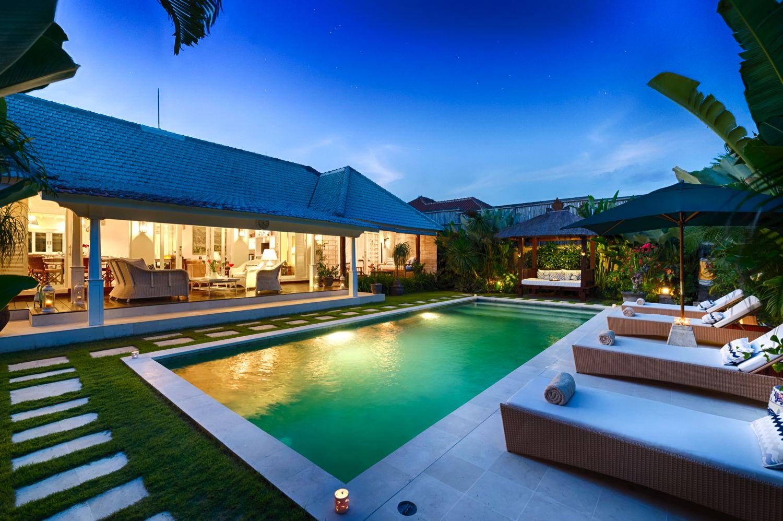3 Bedroom Luxury Villa Seminyak