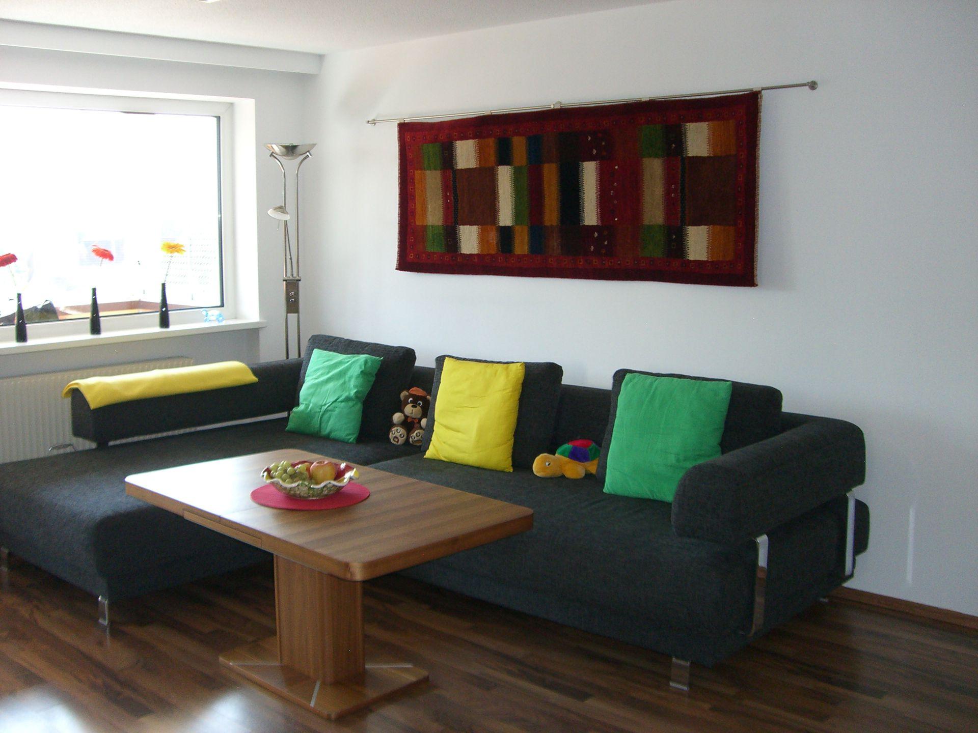 Calm, sunny, three-room apartment in beautiful Vorarlberg, Austria ...