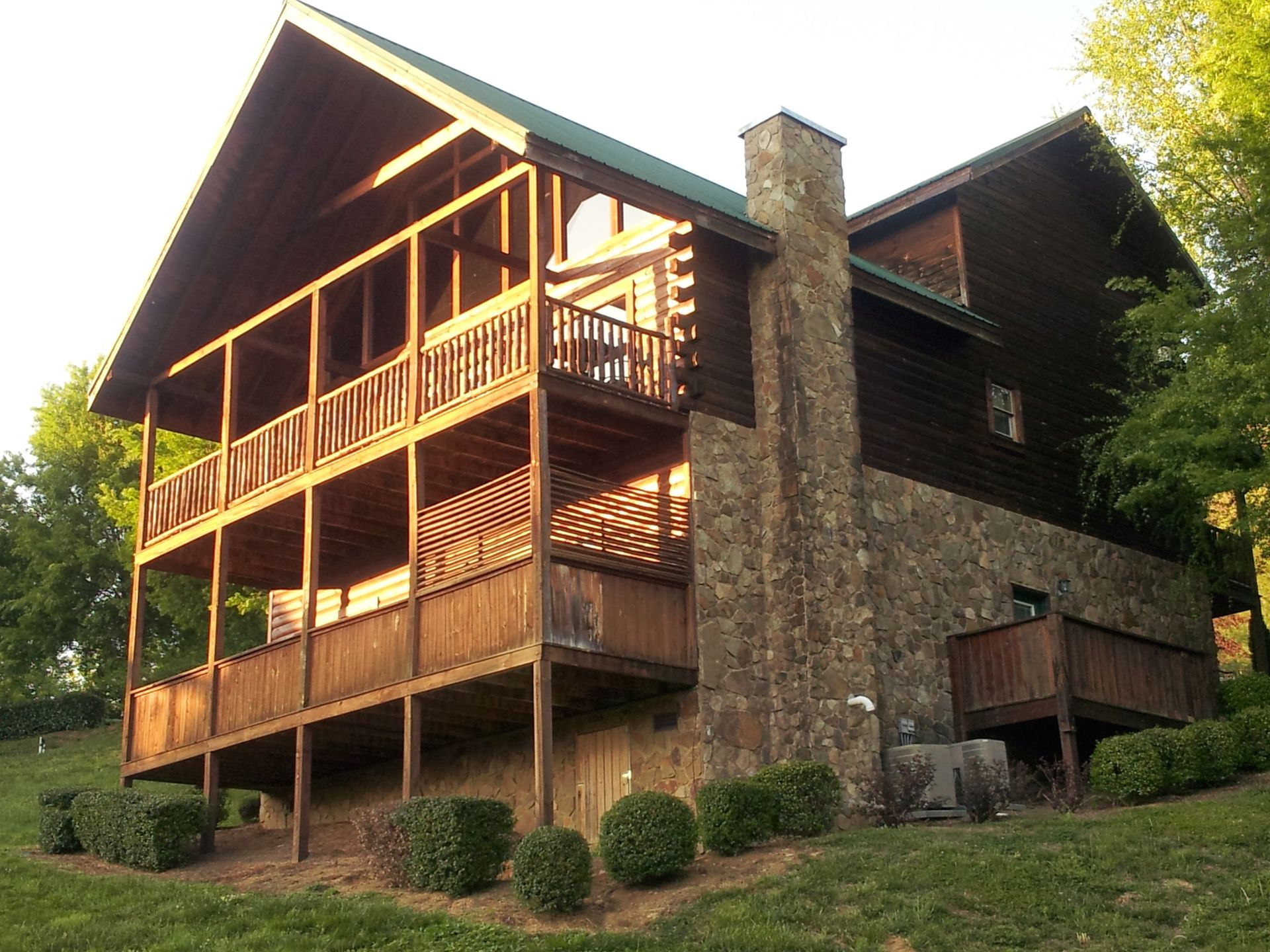 view cabins porch views the of with a dollywood smoky pigeon awesome in gatlinburg best near tn mountains cabin blog