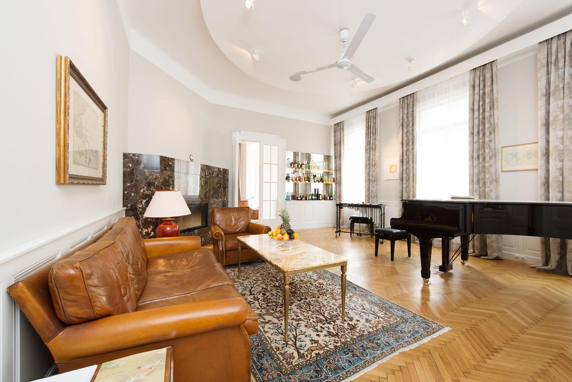 Vienna - close to City Centre - Luxury Apartment 140 sqm - Home Exchange