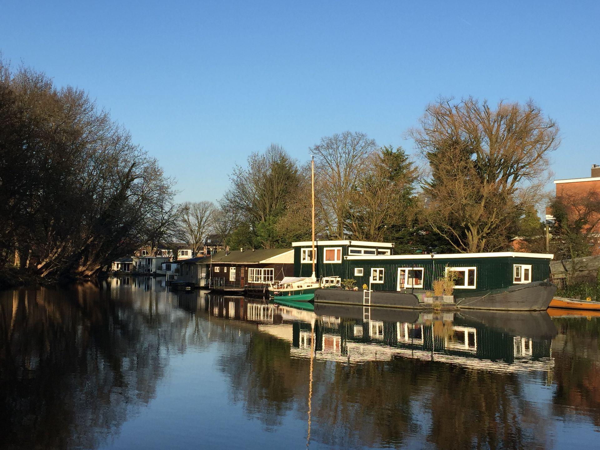Houseboat Images Amsterdam Leiden Houseboat Home Exchange