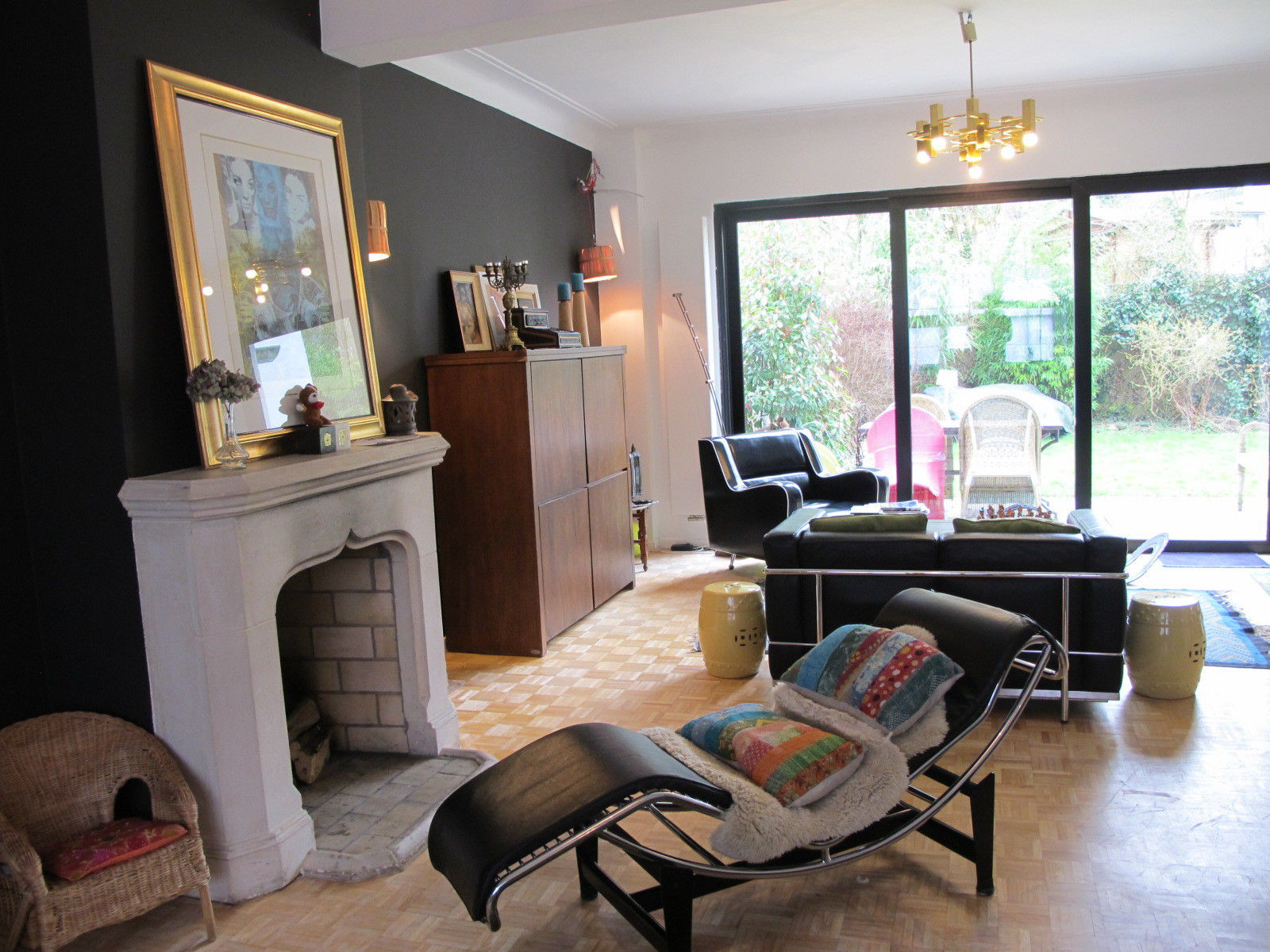 Belle maison à uccle(Bruxelles) au vert. moderne lumineuse et ...