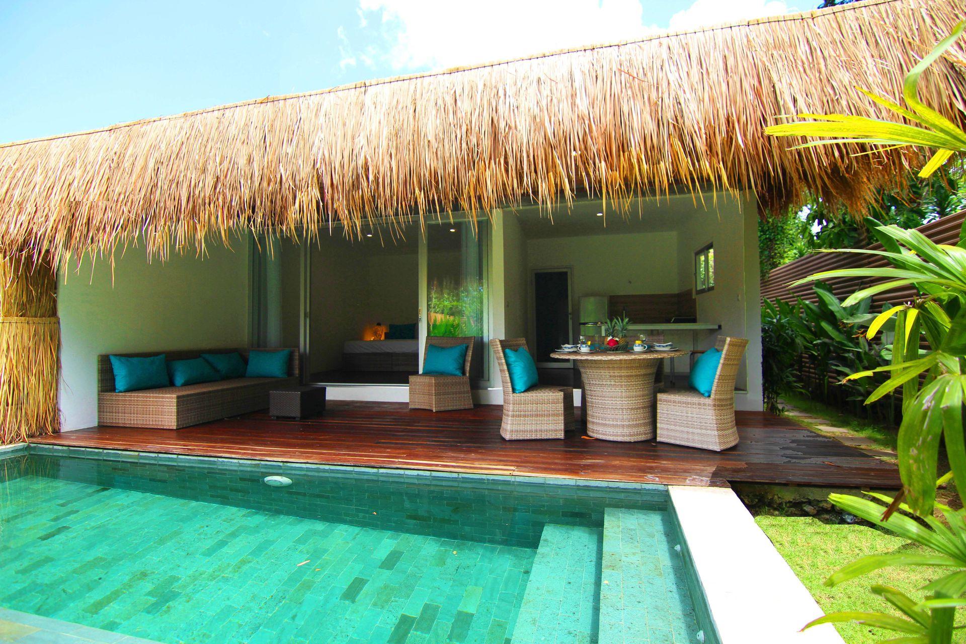 Tropical Suite Villa in Canggu Bali island