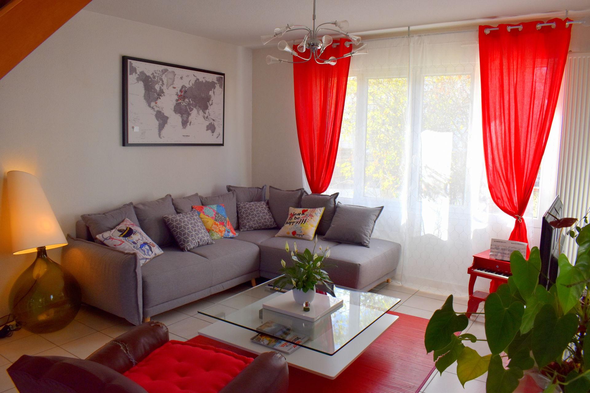Welcome Home House With Garden In Albi South Of France Unesco  # Meuble Tv Murale Meuble Tv Murale Design Ronna Mobilo Design