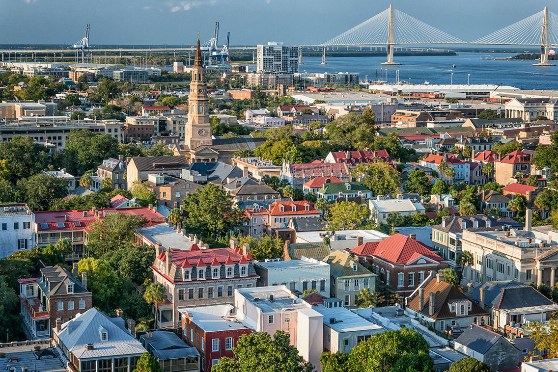 brand new downtown charleston sc home exchange