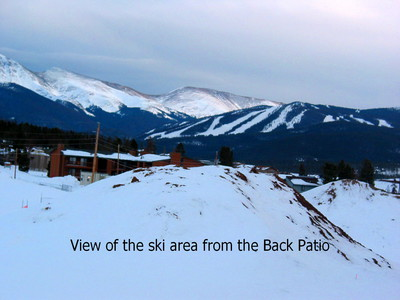 Lovely Condo In the Rocky mtns. 90 Min.from Denver.Skiing, golf,hiking