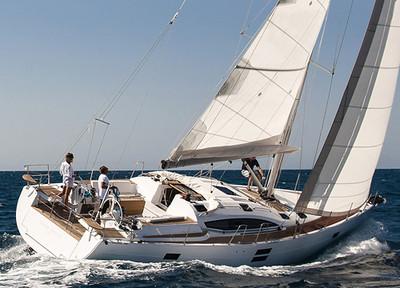 Sail in Croatia