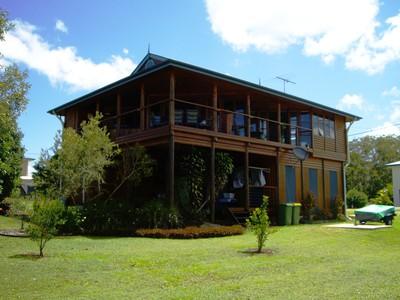Island Home in the Sunshine State of Queensland Australia