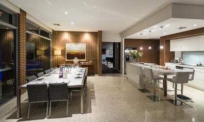 Perth, WA modern family home in heritage precinct close to City