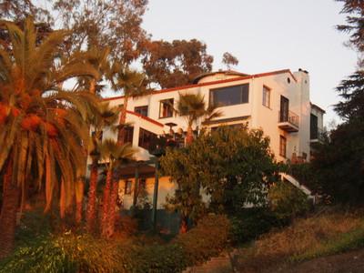 Striking Ridge Top, Historic Spanish, views overlooking Los Angeles