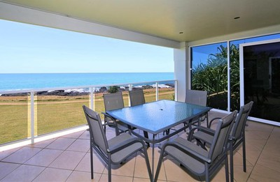 Bargara Oceanfront, on the southern tip of the Great Barrier Reef