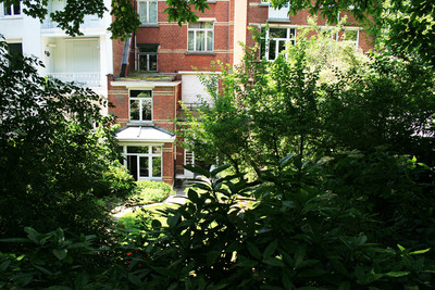 >350m2 maison de maître très raffinée avec jardin. summer 2019 open
