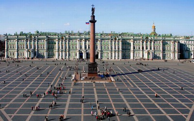 Luxury St Petersburg Russia Apartment next to Hermitage, 470 meters sq
