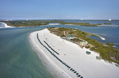 PRIVATE ISLAND BEACH - Between Ft. Myers and Naples